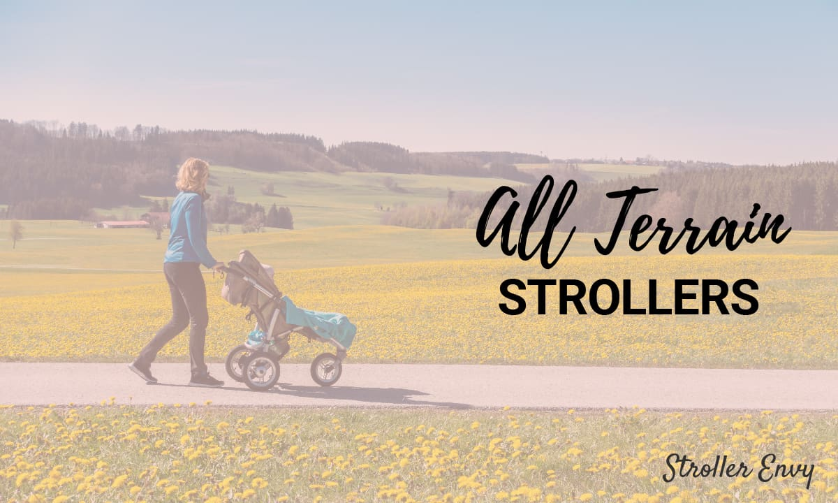 best all terrain strollers