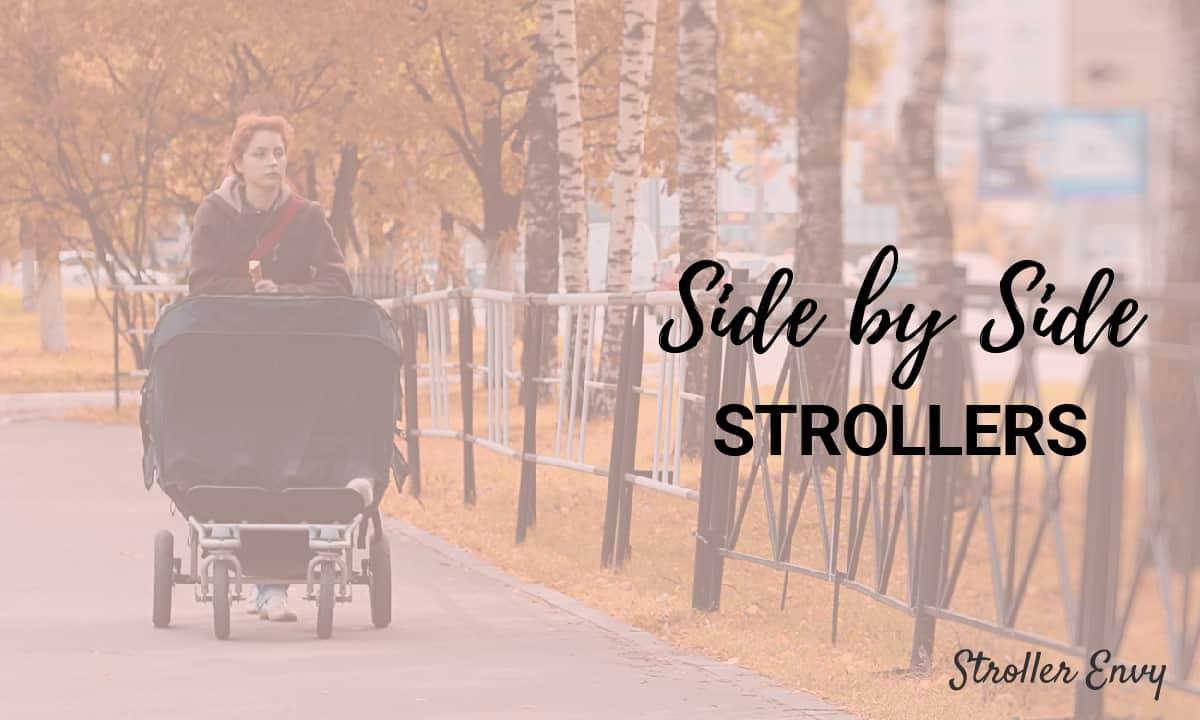 side by side strollers