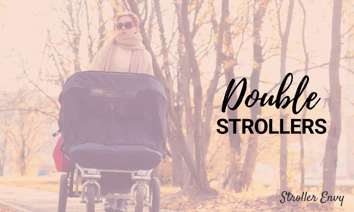 Double Stroller Types