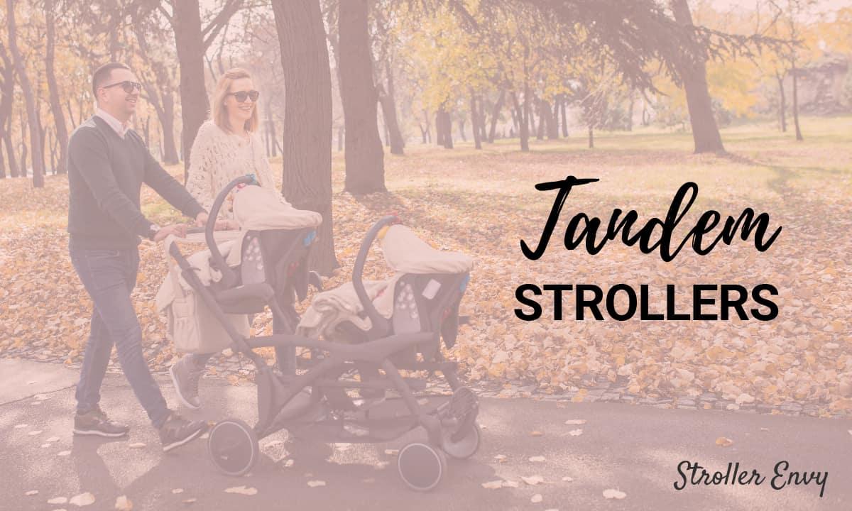 Best Tandem Strollers