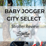 BABY JOGGER CITY SELECT review