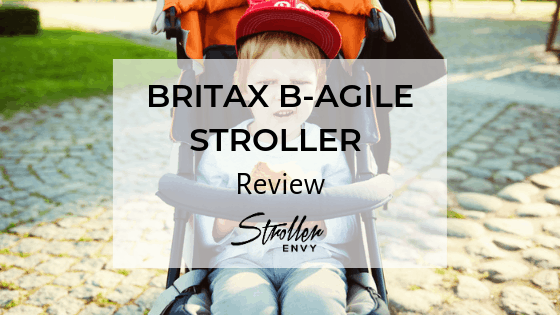 Britax B Agile Stroller Review Better Than The Baby Jogger City Mini