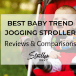 BEST BABY TREND JOGGING STROLLER review