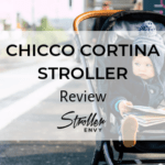 CHICCO CORTINA STROLLER