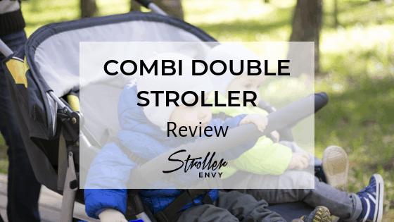 COMBI DOUBLE STROLLER
