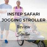 INSTEP SAFARI JOGGING STROLLER