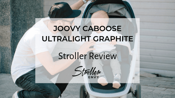 JOOVY CABOOSE ULTRALIGHT GRAPHITE