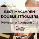 BEST MACLAREN DOUBLE STROLLERS