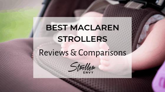 Best Maclaren Strollers