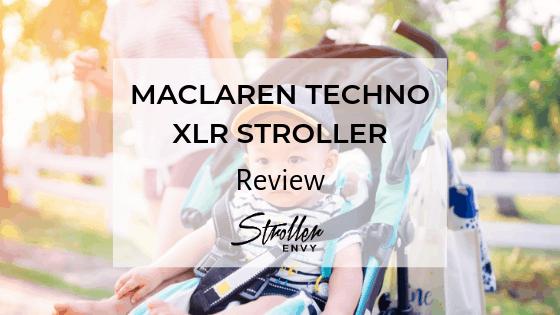 Maclaren Techno XLR
