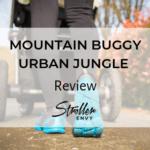 Mountain Buggy Urban Jungle Stroller