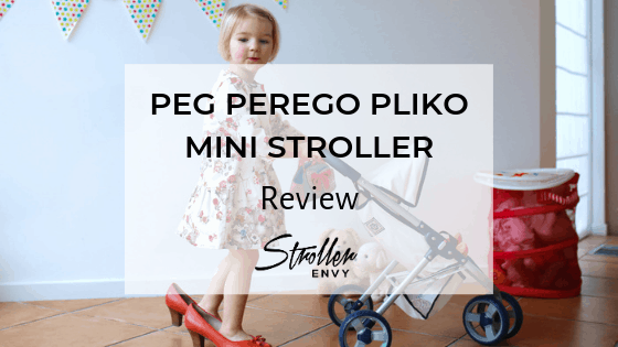 Peg Perego Pliko Mini Review