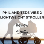 PHIL AND TEDS VIBE 2 LIGHTWEIGHT STROLLER