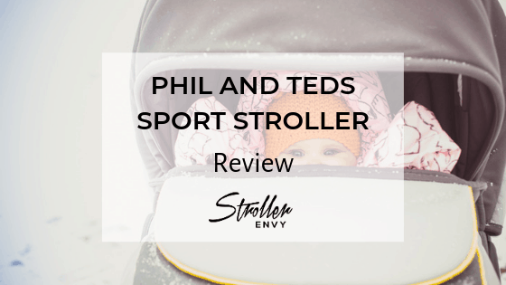 PHIL AND TEDS SPORT STROLLER