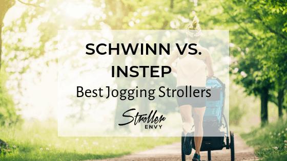 SCHWINN VS. INSTEP