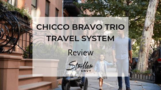 Chicco Bravo Trio Travel System