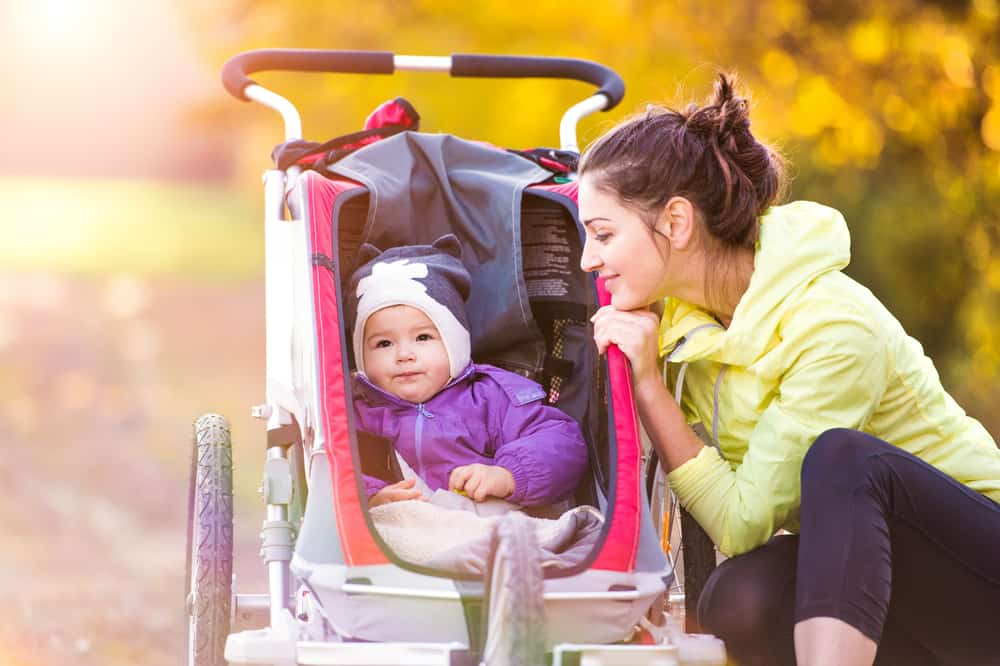 all terrain stroller vs jogging stroller