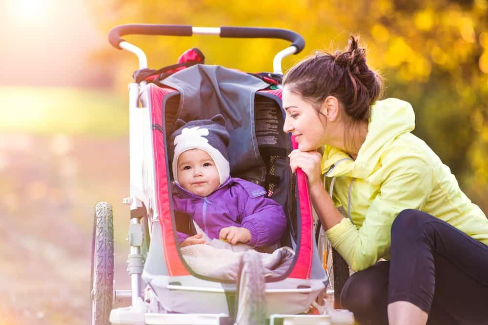 all terrain stroller vs jogging stroller