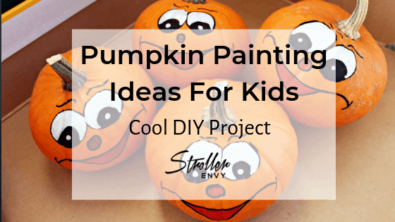 20 Cool Creative Pumpkin Painting Ideas For Kids