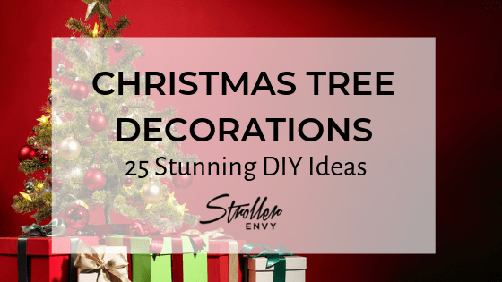 25 Stunning DIY Christmas Tree Decoration Ideas