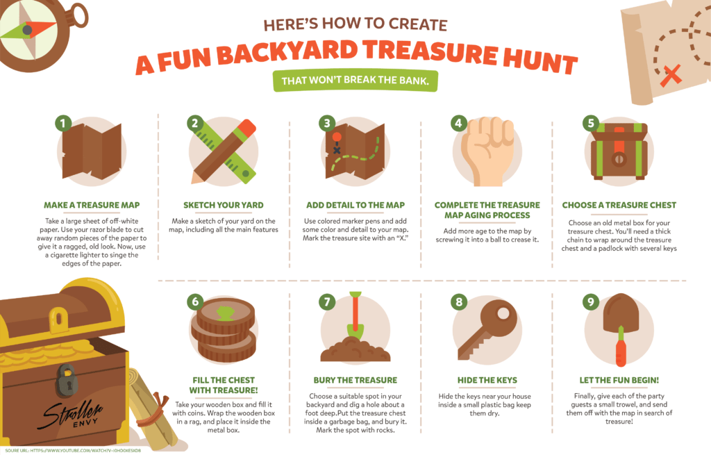 25 Fun Scavenger Hunt Ideas