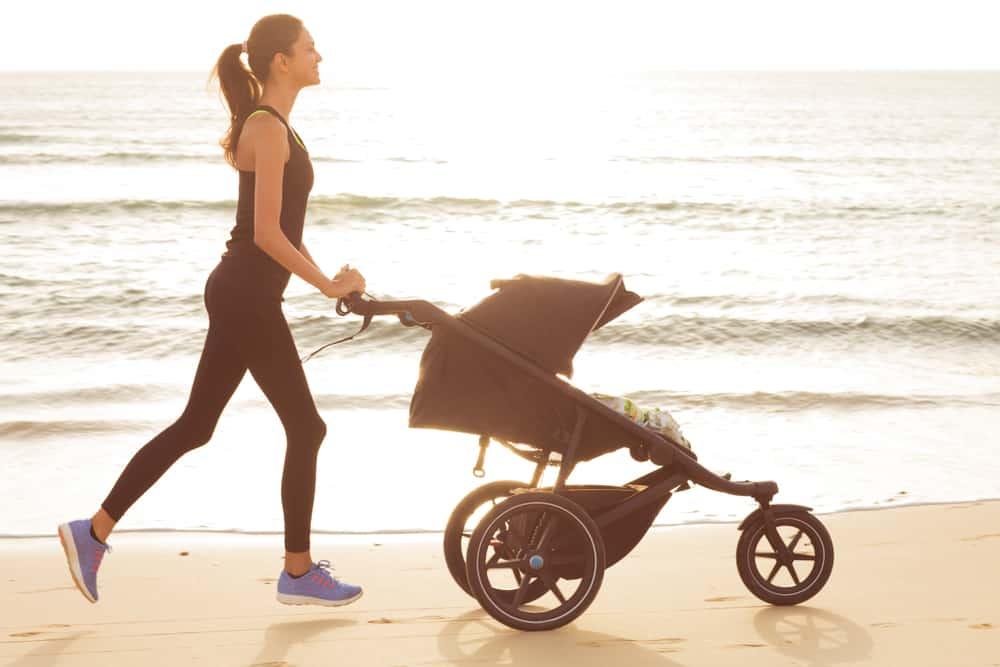baby jogger vs Thule