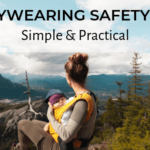 babywearing safety tips
