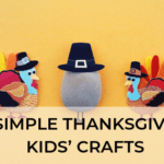 25 Simple Thanksgiving Kids' Crafts
