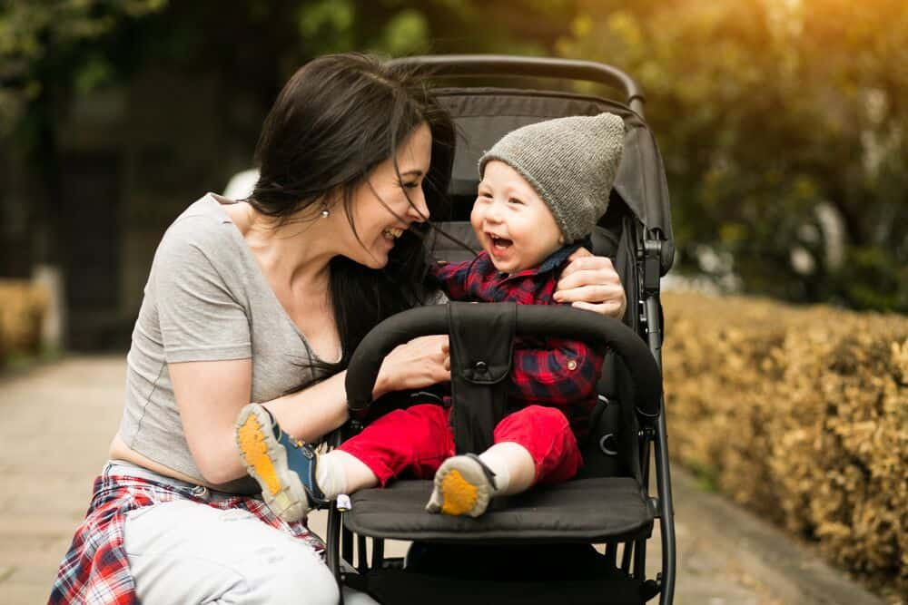 baby jogger vs uppababy