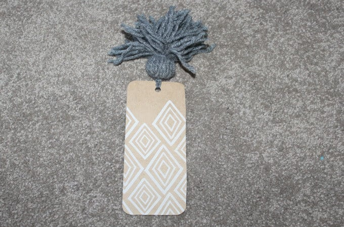 Handmade Bookmarks, A Fun and Easy DIY ⋆ Love Our Real Life