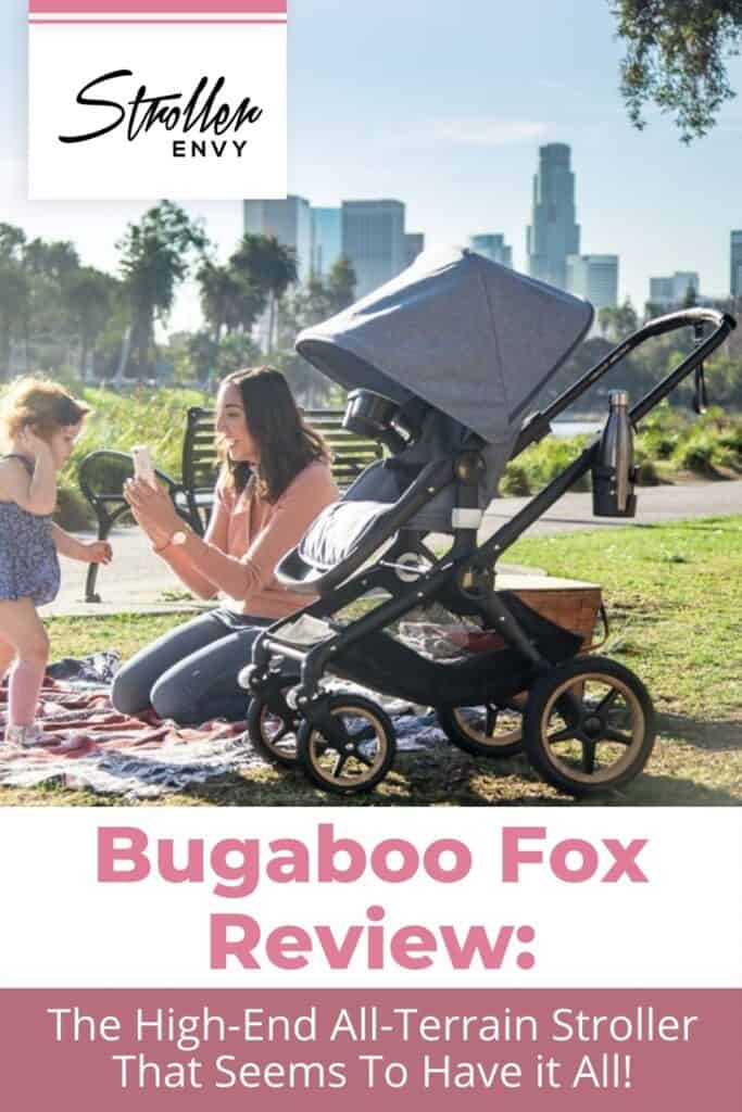 Bugaboo Fox Stroller Review