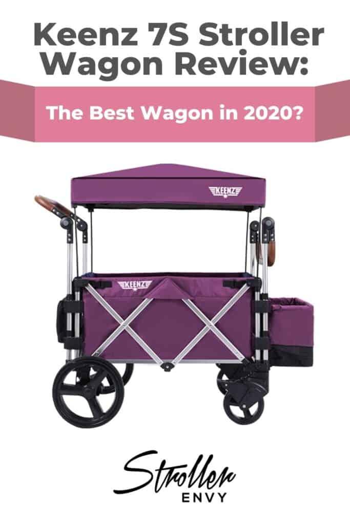 Keenz 7S Stroller Wagon Review
