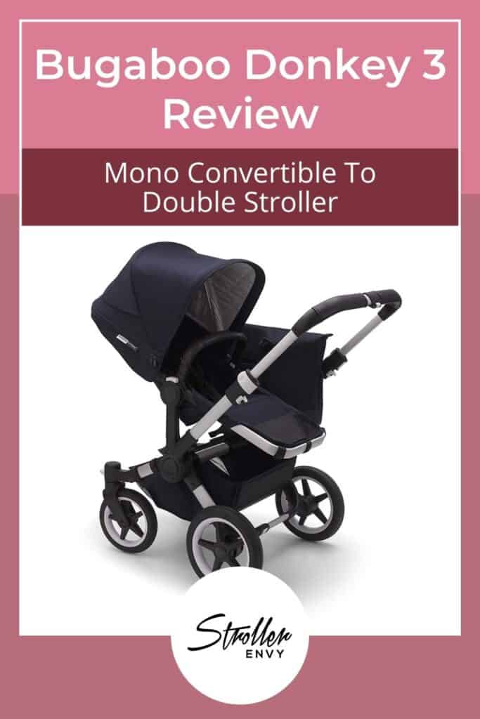 Bugaboo Donkey 3 Stroller Review