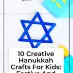 Hanukkah Crafts For Kids