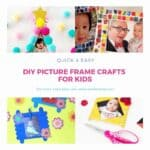 diy picture frame crafts