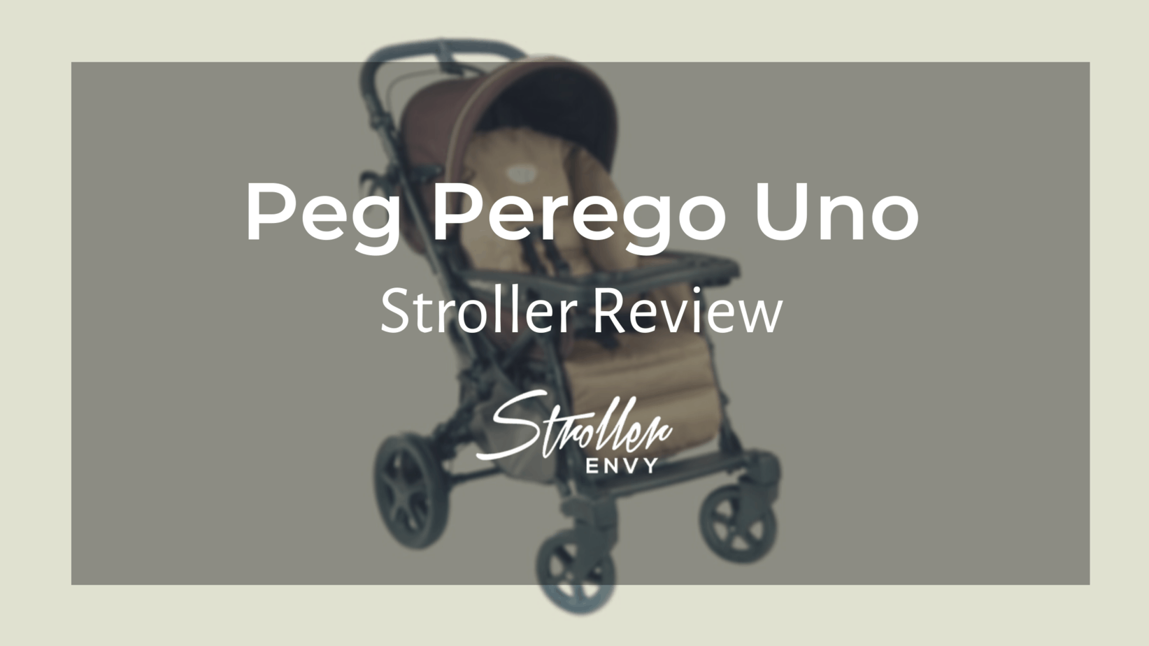 Peg Perego Uno Review