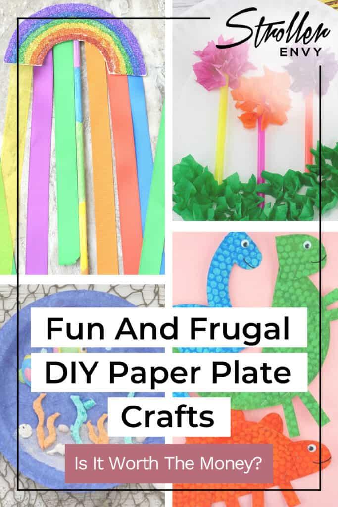 DIY Paper Plate Crafts