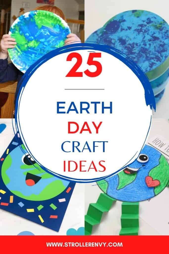 25 earth day crafts for kids