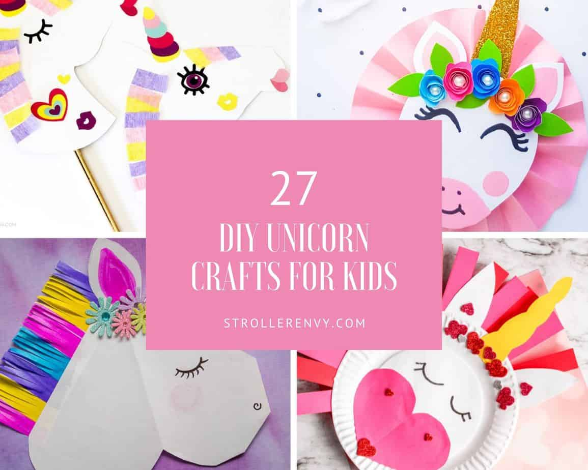 diy unicorn crafts