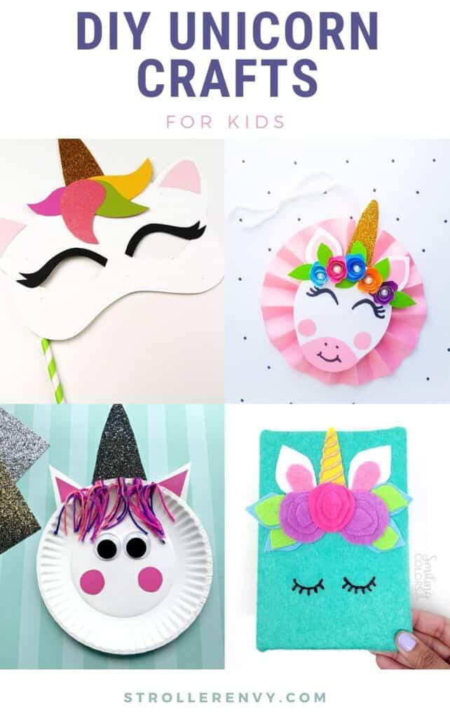unicorn crafts cover image