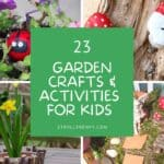 Garden Crafts For Kids