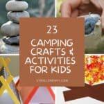 DIY Camping Crafts For Kids